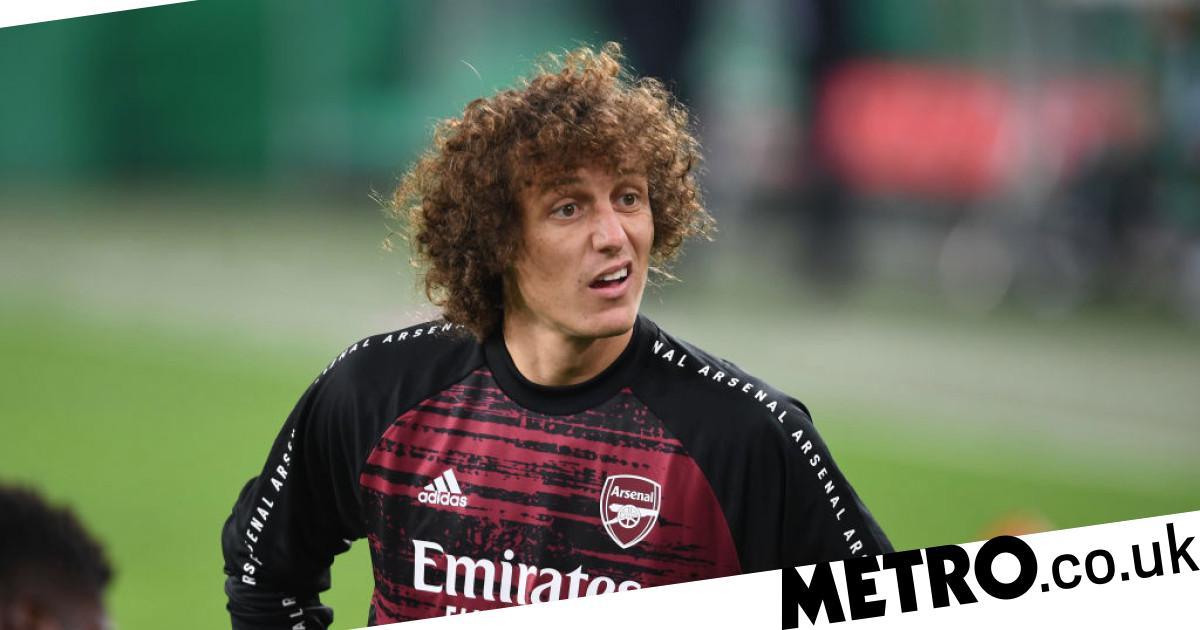 David Luiz rates Thomas Partey's full Arsenal debut and defends Bernd Leno after error in Rapid Vienna win - metro
