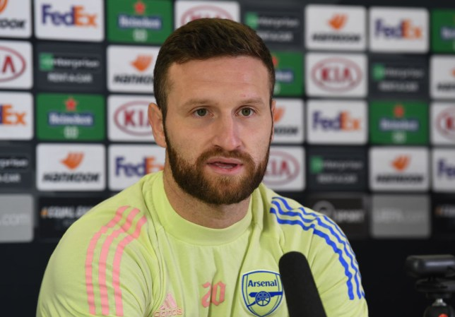 Mustafi's contract expires next summer