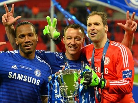 Didier Drogba also fancies Chelsea return after Petr Cech makes Premier League squad