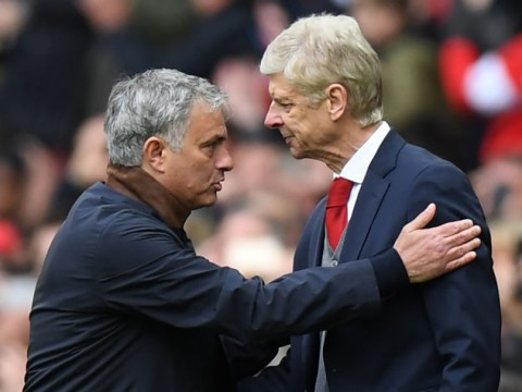 Arsene Wenger finally reveals why he didn't mention Jose Mourinho in his autobiography