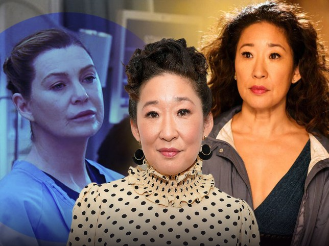 Sandra Oh says she'll never return as Cristina Yang on Grey's Anatomy