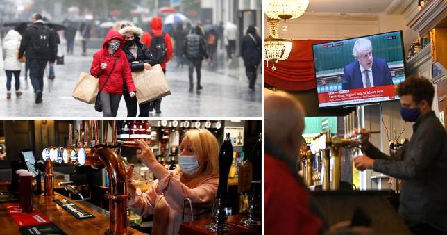Liverpool becomes first city to be plunged back into lockdown