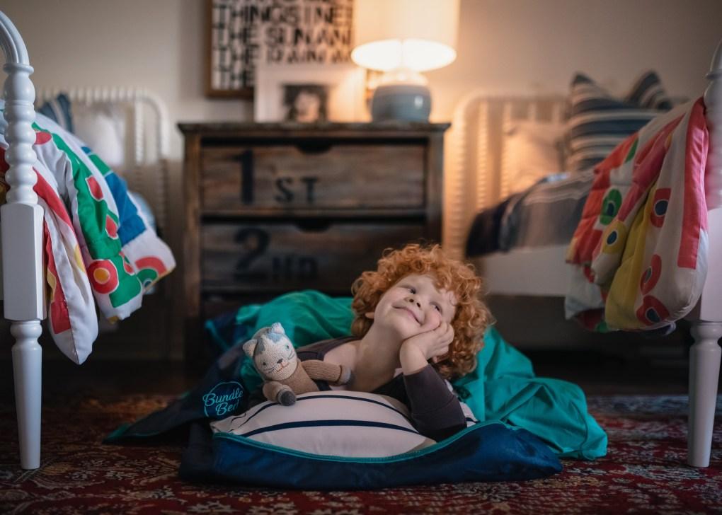 Bundle Bed kids portable bed