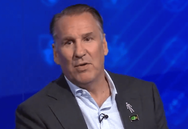 Paul Merson has questioned Mikel Arteta's insistence on playing out from the back