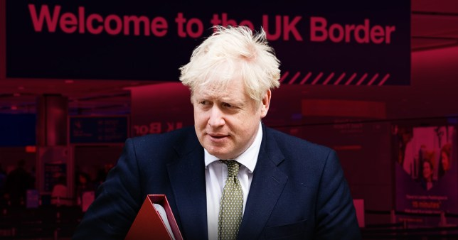 Migrants will no longer have to earn a minimum of £35,800 to settle in the UK.