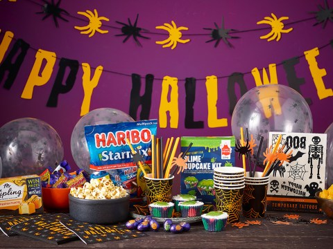 Morrisons launches Halloween and Bonfire Night in boxes to be delivered to your door