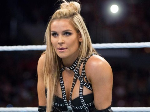 WWE star Natalya shares gruesome photo after losing tooth during wrestling match
