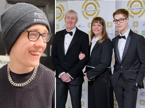 Only Fools And Horses star Nicholas Lyndhurst's son and CBBC actor Archie dies aged 19