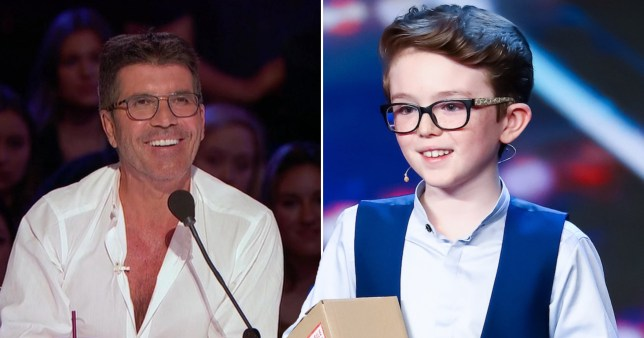 BGT magician drops in Simon Cowell joke about bike accident