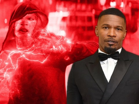 Jamie Foxx accidentally lets slip news he's bringing back Electro with a twist for Marvel's Spider-Man 3