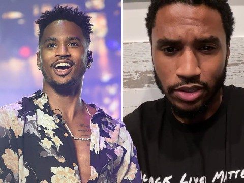 Trey Songz reveals he's tested positive for coronavirus and urges fans who do to take it seriously