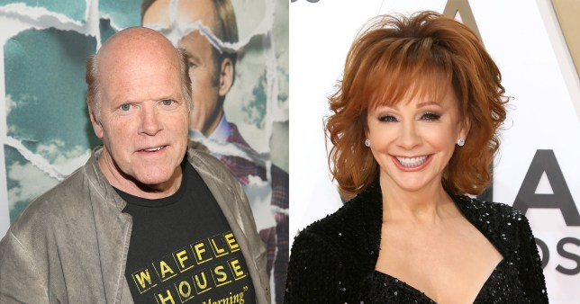 Country singer Reba McEntire reveals she's dating Young Sheldon actor Rex Linn