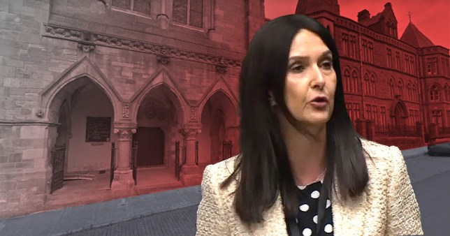 The SNP's Margaret Ferrier gave a church reading the day after taking a coronavirus test.