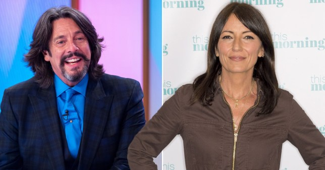 davina mccall and laurence llewelyn bowen