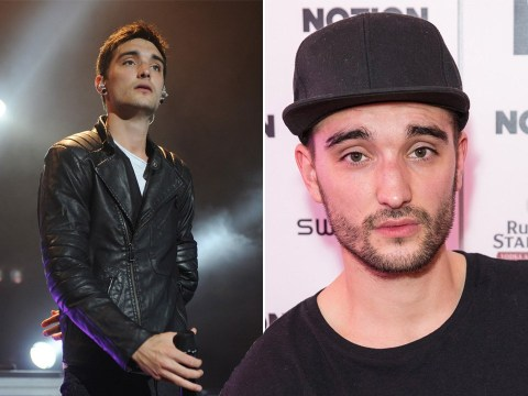 The Wanted's Tom Parker diagnosed with inoperable brain tumour aged 32