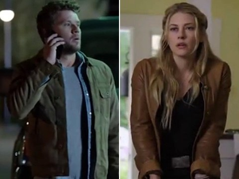 Vikings star Katheryn Winnick and Ryan Phillippe go on a deadly hunt in new The Big Sky trailer