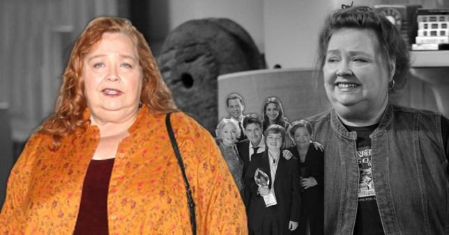 Conchata Ferrell's career as she dies