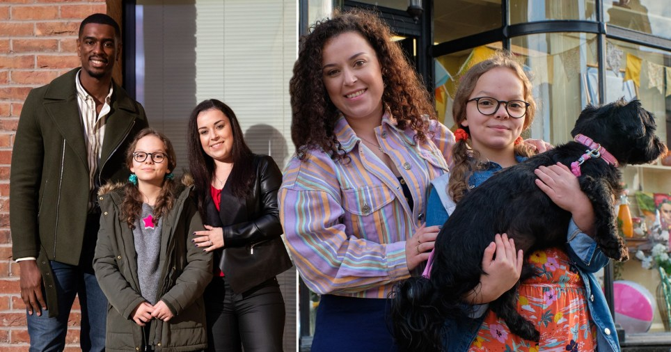Dani Harmer as Tracy Beaker