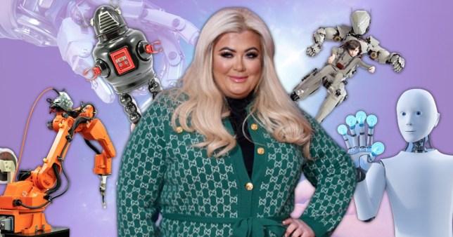 Gemma collins robots