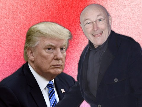 Phil Collins sends cease and desist letter to Donald Trump for playing In The Air Tonight at rally