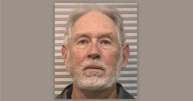 Kurt Allen Jensen, 62, who was charged in Logan, Utah, with 11 felony charges of sexual exploitation of a minor