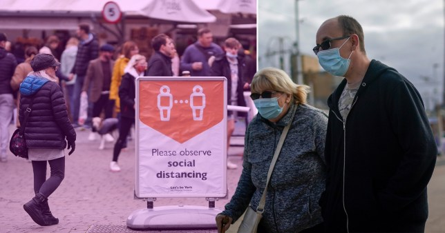 Coronavirus is still a 'very deadly virus' an expert has warned.