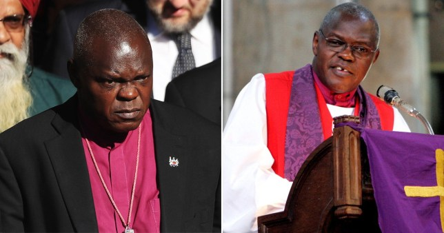 A Government spokesperson said the previous Archbishop of York John Sentamu would be given peerage 'imminently' and was not originally given it because of an 'admin error'.