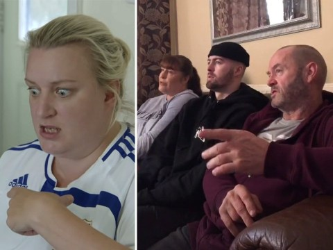 Gogglebox inception as Malone family parody This Country's Daisy May Cooper sketch