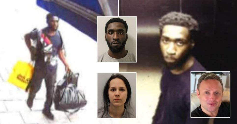 Joel Osei and Diana Cristea convicted over Andrew Murphy's murder