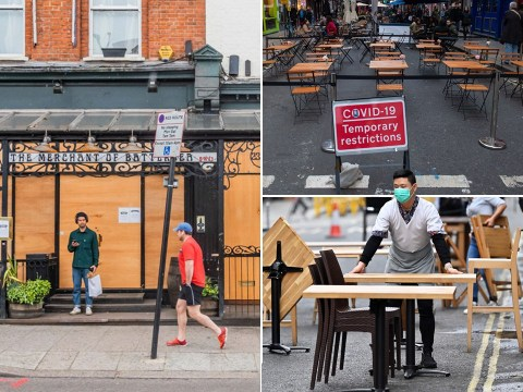 New 'tier 4' restrictions 'could close restaurants and non-essential shops'