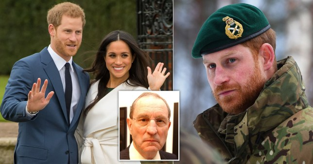 Prince Harry was accused of abandoning the Royal Marines and not being accessible by a top general.