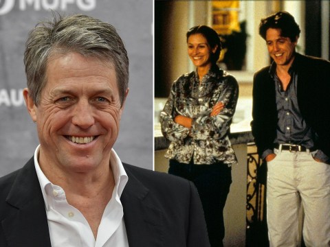 Hugh Grant thinks Notting Hill sequel would involve a divorce and 'psychological scarring'