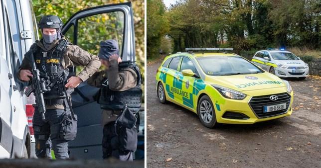 Les corps d'un père et de ses deux fils ont été retrouvés dans une ferme à Co Cork, en Irlande.