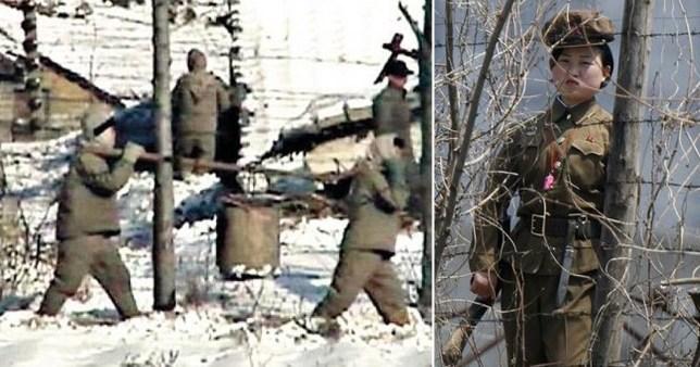 Survivors recall harrowing ordeals of religious prisoners in North Korea