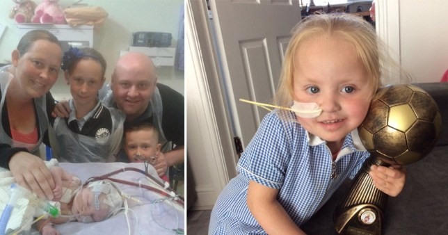 Father of girl, 5, with cancer describes 'hell' of coronavirus treatment delays