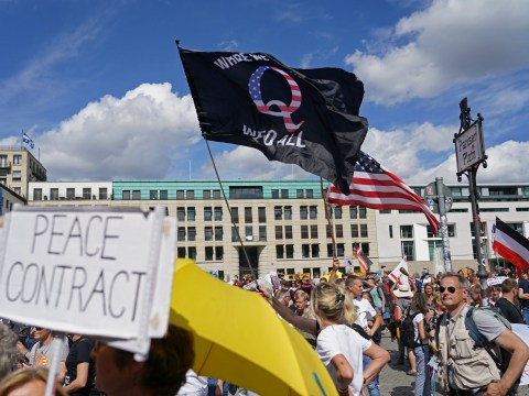 Facebook and Instagram to remove all QAnon pages and groups