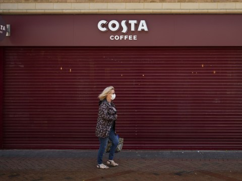 Faecal matter discovered on Costa Coffee tables amid pandemic 'clean up'