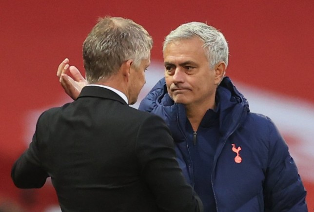 Jose Mourinho sends message to Man Utd fans over Ole Gunnar Solskjaer |  Metro News
