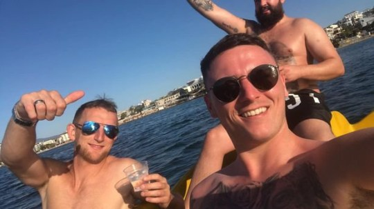 A MAN has died and two others are in a critical condition after they travelled to Turkey for dental treatment. Richard Molloy, 33, from Belfast, died on Saturday after travelling to Marmaris, but his cause of death remains unknown.