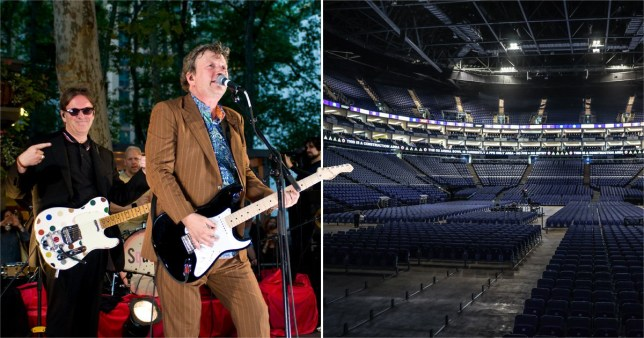 O2 to reopen with fraction of seats available