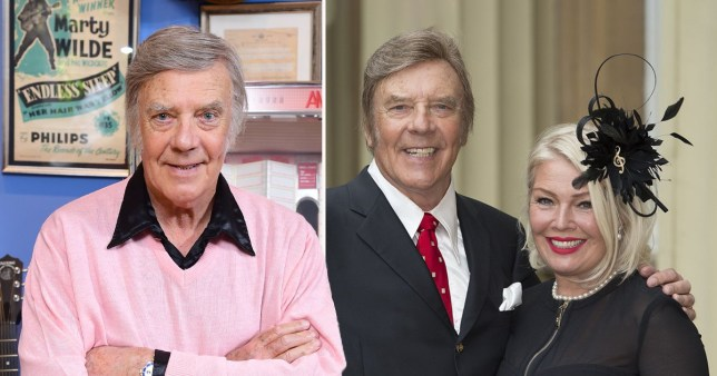 Kim and Marty Wilde
