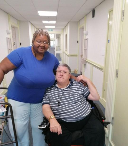 Trisha and Derek