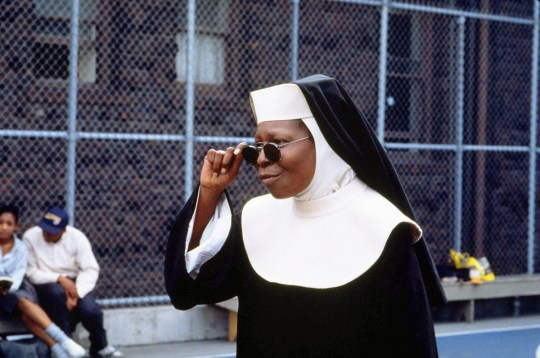 Whoopi Goldberg in Sister Act 2 - Back In The Habit