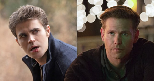 The Vampire Diaries stars Paul Wesley and Matthew Davis feuding on Twitter over politics