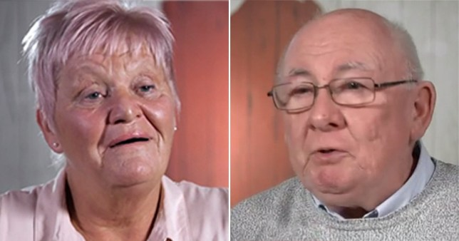 First Dates viewers fall in love with 60-year-old Meryl and Andrew