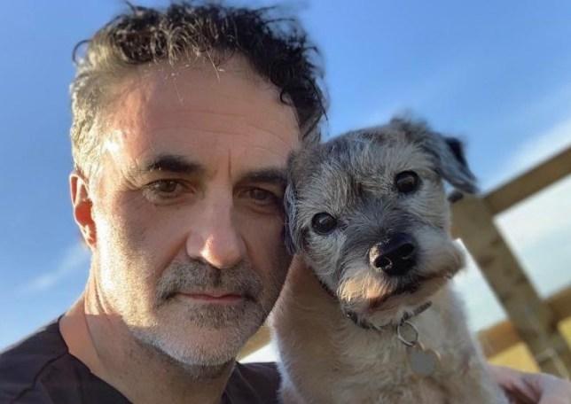 Noel Fitzpatrick's dog Keira