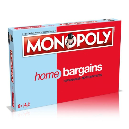 Home Bargains monopoly