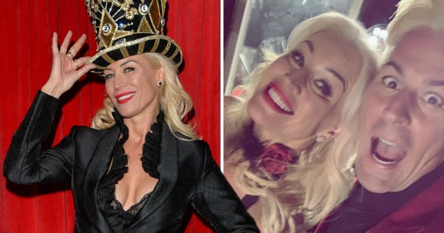 Dancing On Ice's Denise Van Outen announces she'll be paired with Matt Evers in new series Splash News