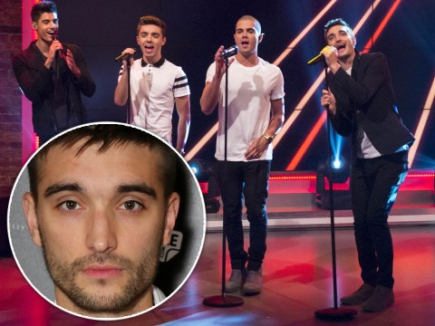 Max George 'can't wait' to perform with Tom Parker when he's better after brain tumour diagnosis