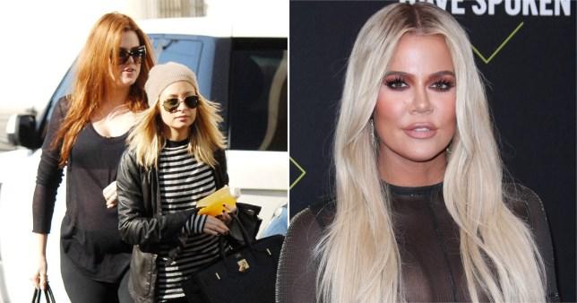 Khloe Kardashian recalls being Nicole Richie's PA
